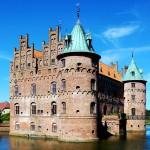 Il castello di Egeskov: meraviglia architettonica d'Europa
