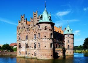 egeskov slot egeskov castle egeskov castello cosa fare in danimarca cosa vedere in danimarca odense fyn