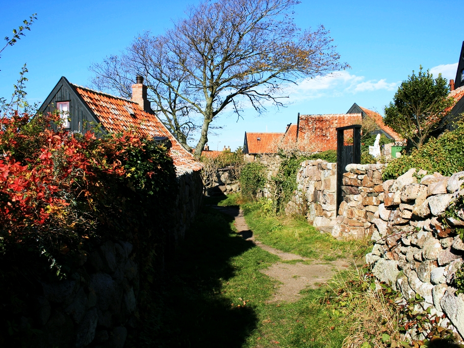 www.danimarcadavedere.it Christiansø and Bornholm