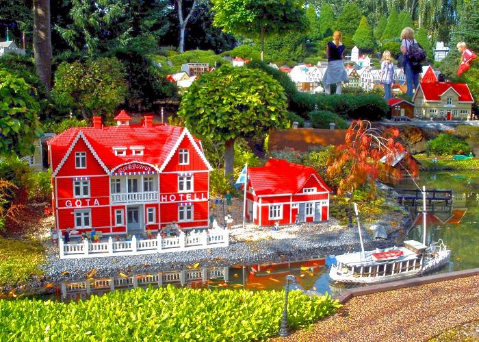 Visitare Billund, in Danimarca
