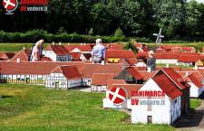 """Den Historiske Miniby: visitare la """"Fredericia in miniatura"""""""