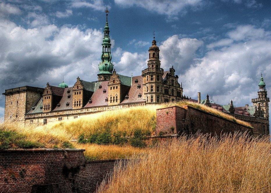 Kronborg Slot Castle castello di Kronborg cosa fare cosa vedere in Danimarca