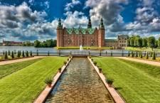 Il Castello di Frederiksborg a Hillerød