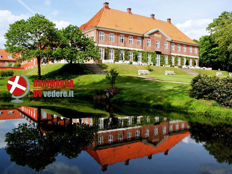 Hindsgavl Slot castello danimarca cosa fare cosa vedere danimarca copenaghen