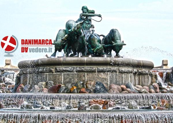 danimarca da vedere kastellet copenaghen attrazioni monumenti sirenetta parco